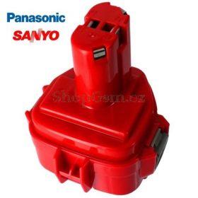 Baterie Makita 1220, 1222, 1233, 1234, 1235, 1235F - 12V - 2500mAh - články Sanyo