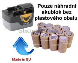 Baterie Narex AP 14 CE 2500 mAh NiCd - KIT Panasonic