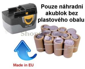 Baterie Narex AP 14 CE 3000 mAh Ni-MH - KIT Panasonic