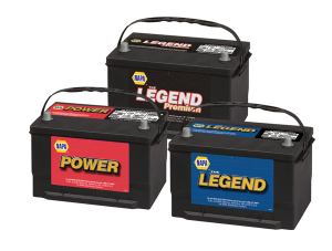 Baterie auto-moto