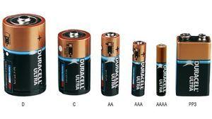 Baterie zinkouhlíkové, zinkchloridové
