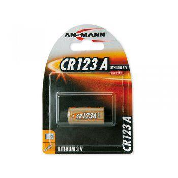 Baterie Ansmann CR123A
