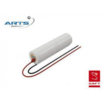 Baterie do nouzového osvětlení 2,4V ARTS VNT Cs 1600 L1x2-S V1S AEB