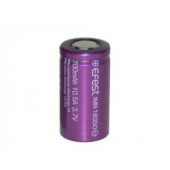 Baterie EFEST IMR1 Li-ion 18350 Ostatní