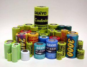 Baterie nabíjecí Ni-Cd