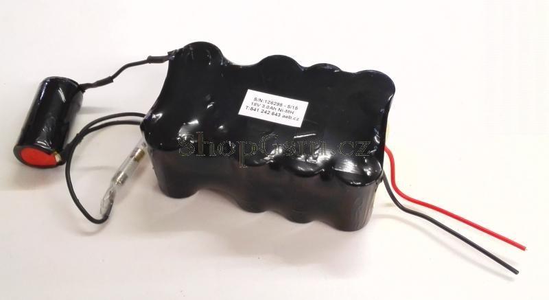 Baterie do vysavače Bosch BBHMOVE6, FD9403 - 3000 mAh Ni-MH AEB