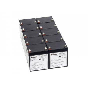 Baterie AEB FWU117 výměnná sada za RBC117