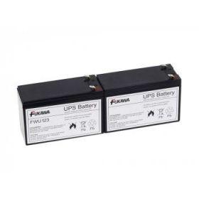 Baterie AEB FWU123 výměnná sada za RBC123