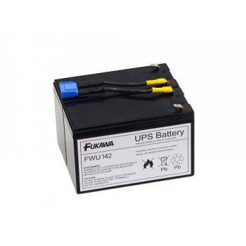 Baterie AEB FWU142 náhrada za RBC142