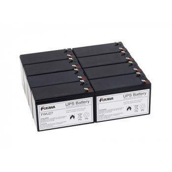 Baterie AEB FWU27 výměnná sada za RBC27