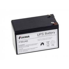 Baterie AEB FWU40 náhrada za RBC40