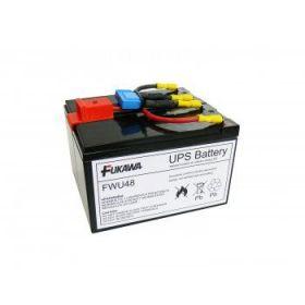 Baterie AEB FWU48 náhrada za RBC48