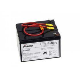 Baterie AEB FWU5 náhrada za RBC5