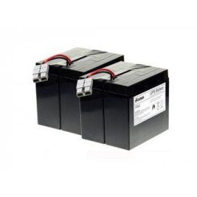 Baterie AEB FWU55 náhrada za RBC55