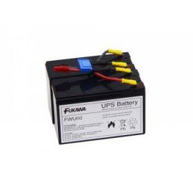 Baterie AEB FWU60 náhrada za RBC60