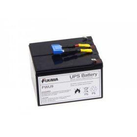 Baterie AEB FWU9 náhrada za RBC9