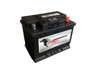Autobaterie AK power 12V 56Ah 480A - AK55659