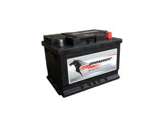 Autobaterie AK power 12V 62Ah 540A - AK56219