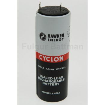 Baterie Cyclon DT Cell 2V/4,5Ah EnerSys