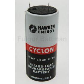 Baterie Cyclon E Cell 2V/8Ah