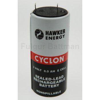 Baterie Cyclon E Cell 2V/8Ah EnerSys