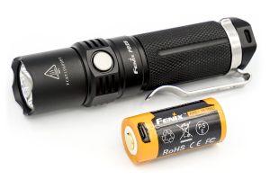 Baterie do svítilen