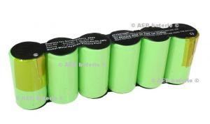 Baterie Gardena 4-00.630.00 - 7,2V 3000mAh Ni-MH