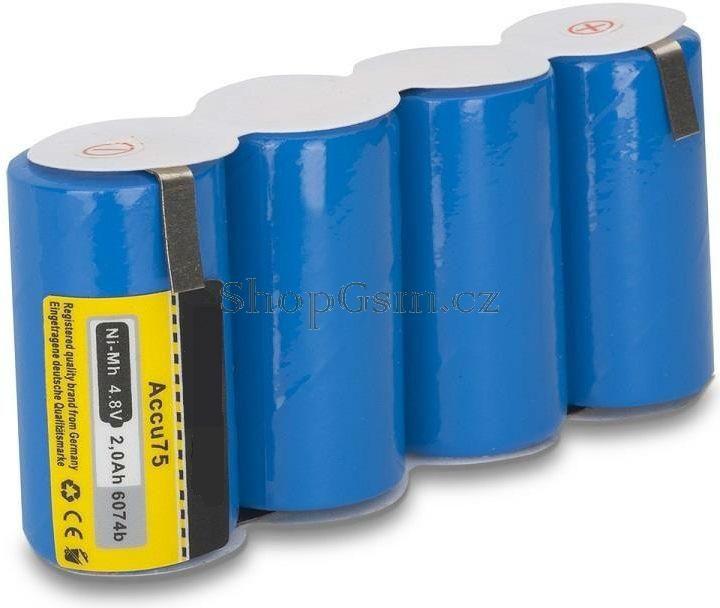 Baterie Gardena 8802-00.630.00 4,8V 2000mAh Ni-Mh AEB