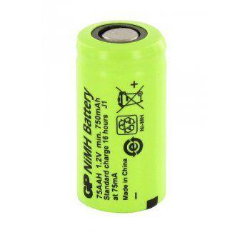 Baterie GP 75AAH
