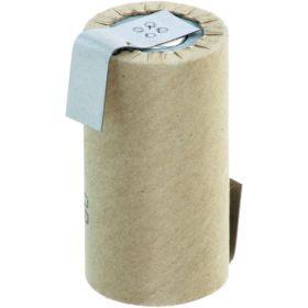 Baterie NiMH 2000mAh, SC rychlonabíjecí, vývody Z, papír