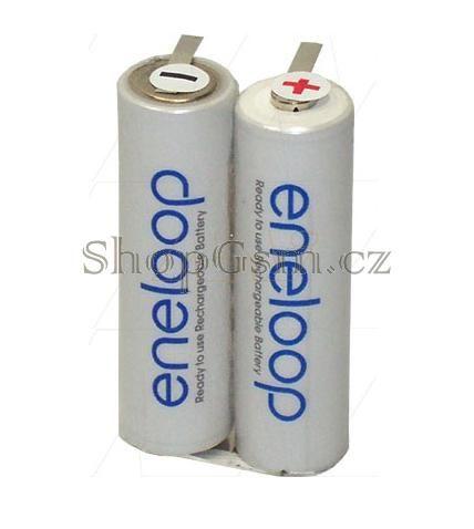 Baterie pro holící strojek Philips, Braun, Grundig, ETA atd. 2000mAh, 2,4V AEB