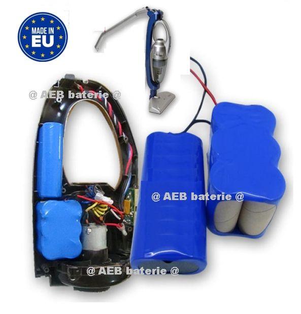 Baterie do vysavače Zepter Turbohandy 2v1 12V 2000mAh AEB