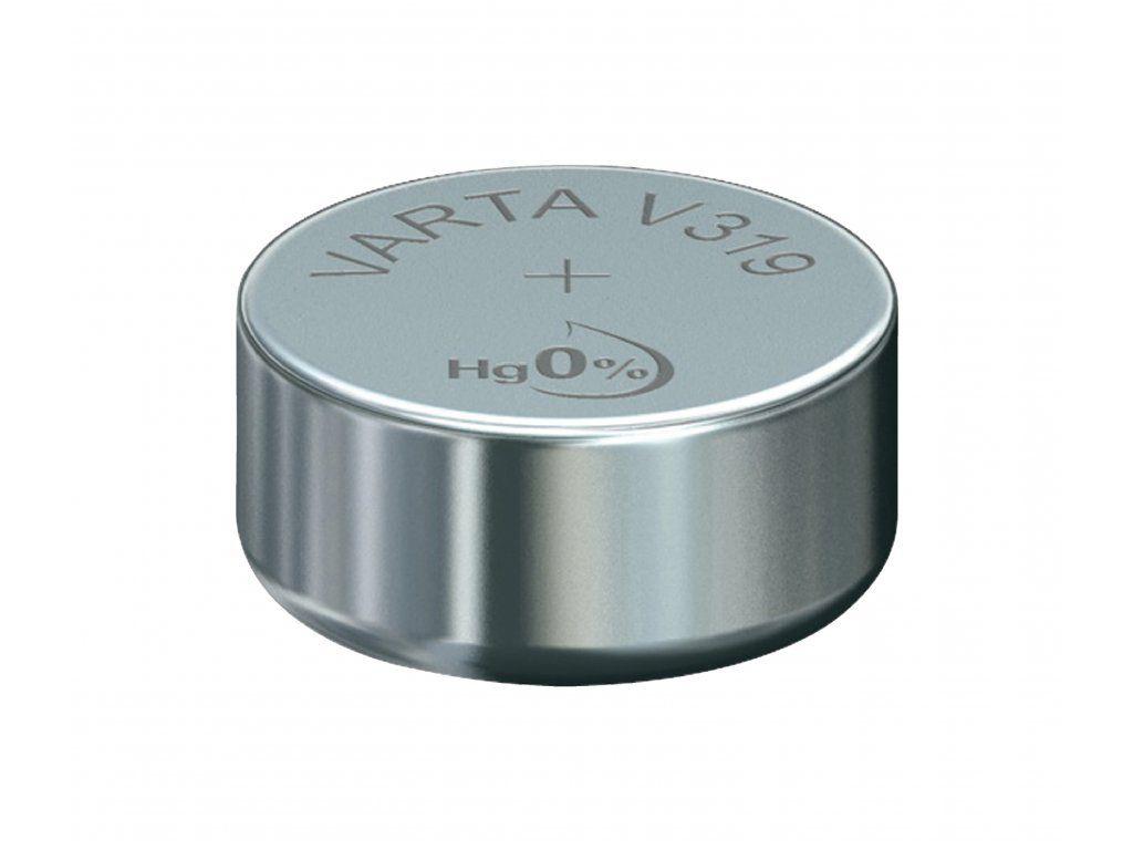 Baterie VARTA 319 Silver oxide (SR 527SW) 1,55V