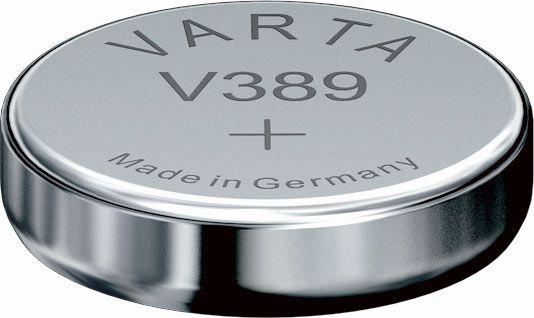 Knoflíková baterie 389 VARTA ( SR 1130W ) 1,55V