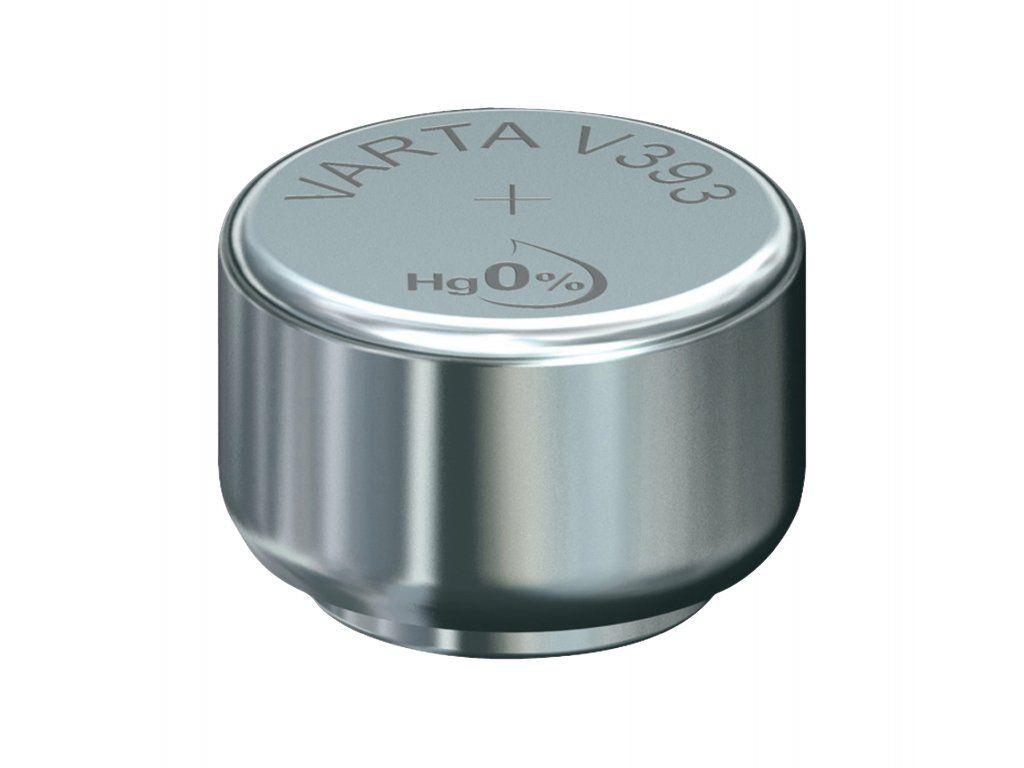 Knoflíková baterie 393 VARTA ( SR 754W) 1,55V