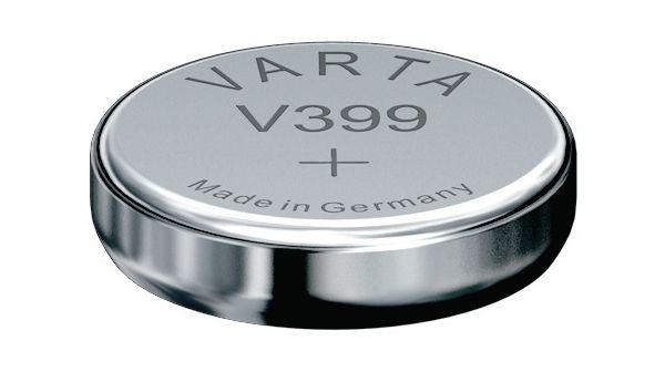 Knoflíková baterie 399 VARTA (SR 927W) 1,55V