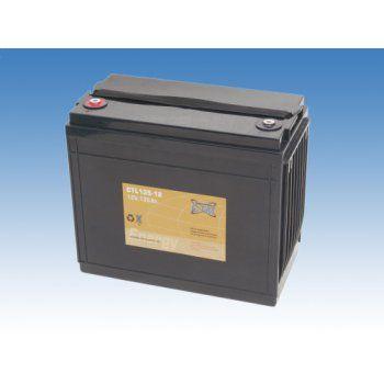 Olověný akumulátor CTM 12V 135Ah závit M6 CTL CTM Components GmbH, Německo