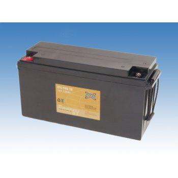 Olověný akumulátor CTM 12V 150Ah závit M6 CTL CTM Components GmbH, Německo