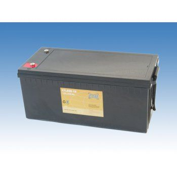 Olověný akumulátor CTM 12V 200Ah závit M8 CTL CTM Components GmbH, Německo