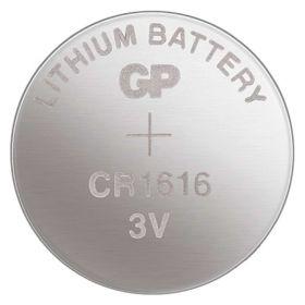 Lithiová knoflíková baterie GP CR1616 - blister