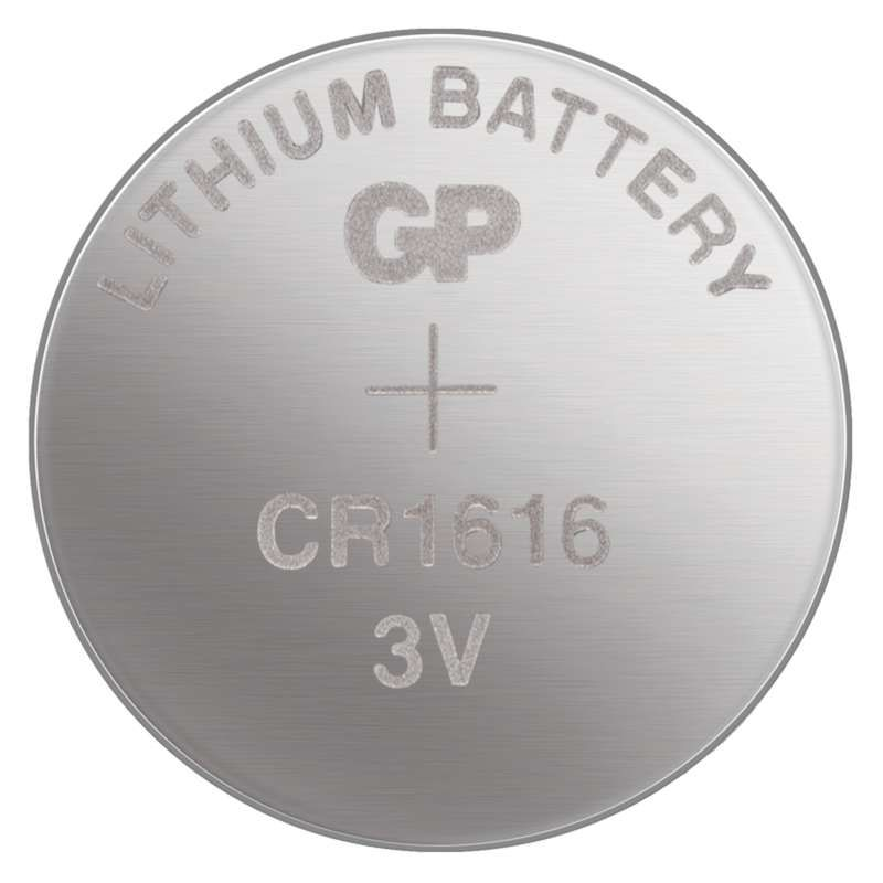 Lithiová knoflíková baterie GP CR1616