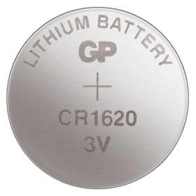 Lithiová knoflíková baterie GP CR1620 - blister