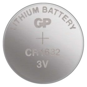 Lithiová knoflíková baterie GP CR1632 - blister