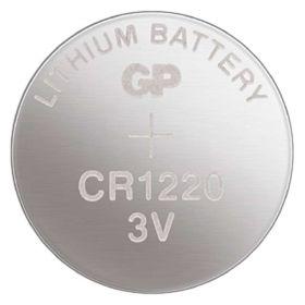 Lithiová knoflíková baterie GP CR1220 - blister