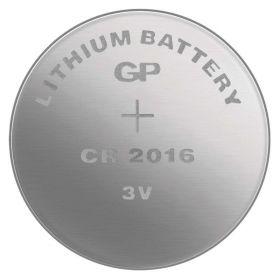 Lithiová knoflíková baterie GP CR2016 - blister