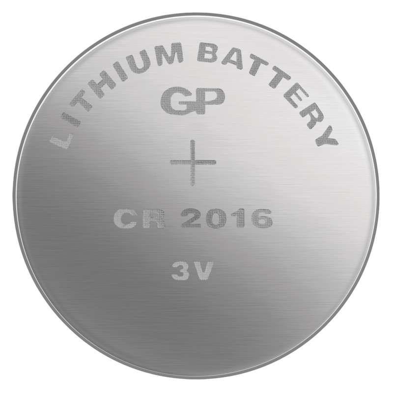 Lithiová knoflíková baterie GP CR2016