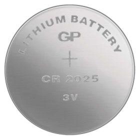 Lithiová knoflíková baterie GP CR2025 - blister