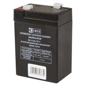 Náhradní akumulátor 6V pro 3810 (P2301, P2304, P2305, P2308)