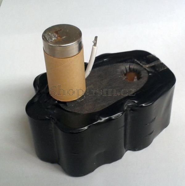Baterie Dewalt DE9091 14,4V 3000 mAh KIT Panasonic Panasonic - AEB