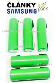 Baterie pro vysavač Electrolux Ergorapido ZB3010 18V Li-Ion 2500mAh SAMSUNG